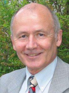 FOTO - Prof. em. Dr. med. Klaus Scheuch